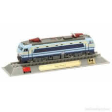 Trenes Escala: SHAO SHAN 8 CHINA 1:160 FERROCARRIL LOCOMOTORA DELPRADO LOC063. Lote 243969760