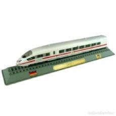 Treni in Scala: DB ICE 3 GERMANY 1:160 FERROCARRIL LOCOMOTORA DELPRADO LOC073. Lote 243969780