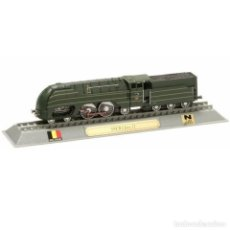 Trenes Escala: SNCB CLASS 12 BELGIUM 1:160 FERROCARRIL LOCOMOTORA DELPRADO LOC060. Lote 243969795