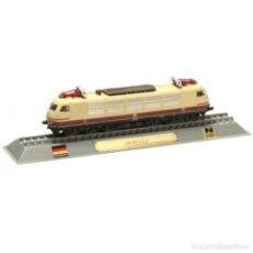 Trenes Escala: DB BR 103.1 GERMANY 1:160 FERROCARRIL LOCOMOTORA DELPRADO LOC071. Lote 243969820
