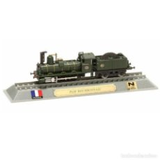 Trenes Escala: PLM BOURBONNAIS FRANCE 1:160 FERROCARRIL LOCOMOTORA DELPRADO LOC070. Lote 243969825