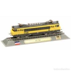 Trenes Escala: NS 1700 NETHERLANDS 1:160 FERROCARRIL LOCOMOTORA DELPRADO LOC074. Lote 243969840