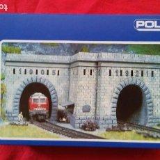 Trains Échelle: POLA N 270 - DOBLE ENTRADA DE TUNEL - EN SU CAJA ORIGINAL SIN ESTRENAR - PJRB. Lote 244720445