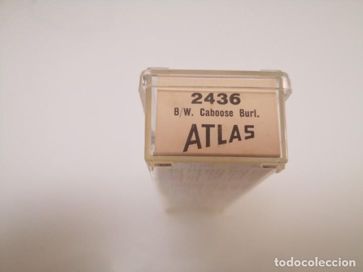 Trenes Escala: ATLAS 2436 ESCALA N VAGÓN NUEVO - Foto 2 - 244783485