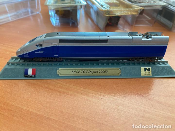 Trenes Escala: LOTE 13 TRENES MINIATURA DEL PRADO ESCALA N 1: 160 (J-4) - Foto 3 - 245007440