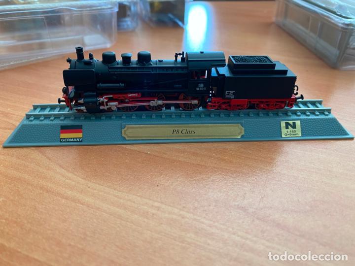 Trenes Escala: LOTE 13 TRENES MINIATURA DEL PRADO ESCALA N 1: 160 (J-4) - Foto 5 - 245007440