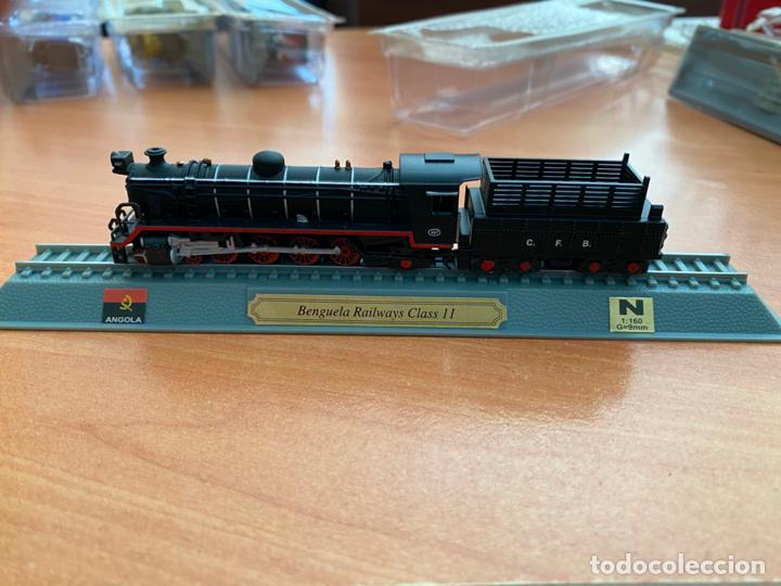 Trenes Escala: LOTE 13 TRENES MINIATURA DEL PRADO ESCALA N 1: 160 (J-4) - Foto 6 - 245007440