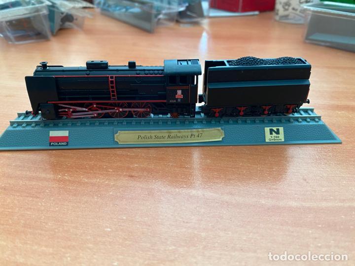 Trenes Escala: LOTE 13 TRENES MINIATURA DEL PRADO ESCALA N 1: 160 (J-4) - Foto 9 - 245007440