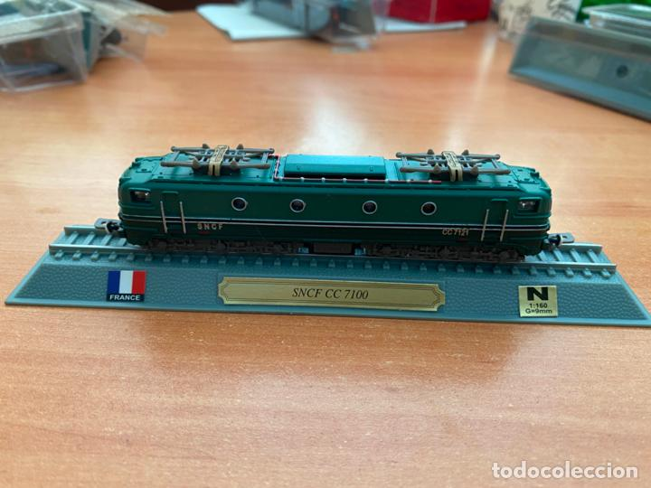 Trenes Escala: LOTE 13 TRENES MINIATURA DEL PRADO ESCALA N 1: 160 (J-4) - Foto 10 - 245007440