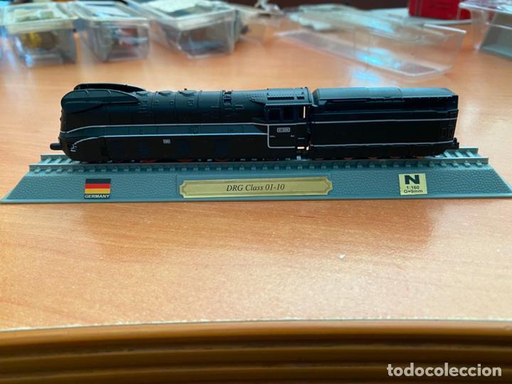 Trenes Escala: LOTE 13 TRENES MINIATURA DEL PRADO ESCALA N 1: 160 (J-4) - Foto 11 - 245007440