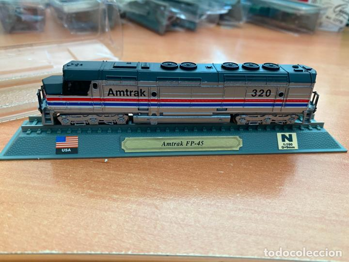 Trenes Escala: LOTE 13 TRENES MINIATURA DEL PRADO ESCALA N 1: 160 (J-4) - Foto 13 - 245007440