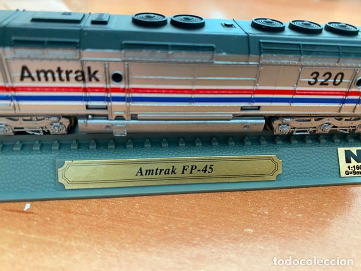 Trenes Escala: LOTE 13 TRENES MINIATURA DEL PRADO ESCALA N 1: 160 (J-4) - Foto 14 - 245007440