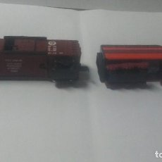 Trenes Escala: VAGONES ESCALA N. Lote 245017155