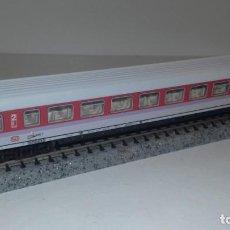 Trenes Escala: MINITRIX N PASAJEROS 2ª 13197 SIN CAJA --- L46-116 (CON COMPRA DE 5 LOTES O MAS, ENVÍO GRATIS). Lote 214202006