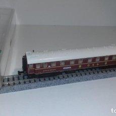 Trenes Escala: MINITRIX N COCHE CAMA MITROPA 13153 -- L48-220 (CON COMPRA DE 5 LOTES O MAS, ENVÍO GRATIS). Lote 250211165