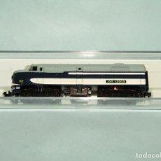 Trenes Escala: LOCOMOTORA DIESEL FA2 ANN ARBOR ESCALA *N* DE LIFE-LIKE. Lote 253672115