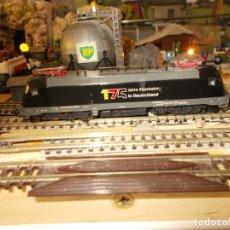 Trenes Escala: TAURUS H2761 LOCOMOTORA ELECTRICA DE HOBBYTRAIN - ESCALA N - SIN USO. Lote 253896245