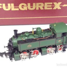 Trenes Escala: FULGUREX SPUR ESCALA N 1:160 LOCOMOTORA MAQUINA SCB ED 2 X 2/2 SUIZA SERIE LIMITADA 308/350 UNICA. Lote 255449195