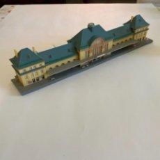 Trenes Escala: CONSTRUCCION. N. MONTADA. ESTACION. Lote 255509360