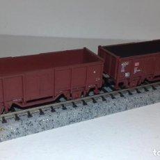 Trenes Escala: MINITRIX N 2 BORDE ALTO -- L49-054 (CON COMPRA DE 5 LOTES O MAS, ENVÍO GRATIS). Lote 257297830