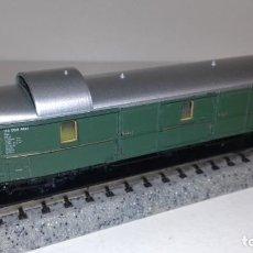 Trenes Escala: MINITRIX N EQUIPAJES -- L49-058 (CON COMPRA DE 5 LOTES O MAS, ENVÍO GRATIS). Lote 257496460