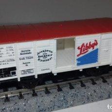 Trenes Escala: MINITRIX N CERRADO PUERTAS CORREDERAS -- L49-169 (CON COMPRA DE 5 LOTES O MAS, ENVÍO GRATIS). Lote 261101530