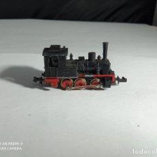 Trenes Escala: LOCOMOTORA VAPOR ESCALA N DE MINITRIX. Lote 261871785