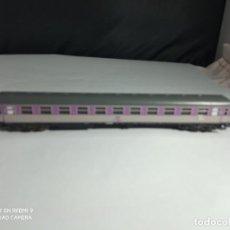 Trenes Escala: VAGÓN PASAJEROS DE LA DB ESCALA N DE MINITRIX. Lote 261873660