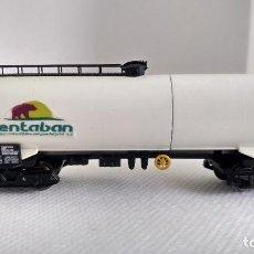 Trenes Escala: ARNOLD VAGÓN CISTERNA RENFE TRANSFESA N , VÁLIDO IBERTREN,ROCO, ETC. Lote 261973305