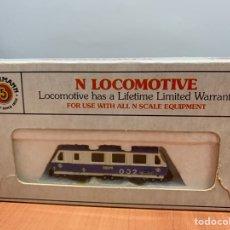 Trenes Escala: LOCOMOTORA BACHMAN ESCALA N.. Lote 262188205