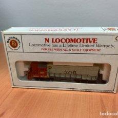 Trenes Escala: LOCOMOTORA DE MERCANCÍAS BACHMANN ESCALA N.. Lote 262190820