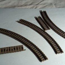 Trains Échelle: LOTE VIAS ESCALA N DE FLEISCHMANN. Lote 262456385