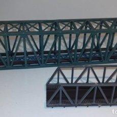 Trenes Escala: PUENTES ESCALA N -- L49-235 (CON COMPRA DE 5 LOTES O MAS, ENVÍO GRATIS). Lote 262938350