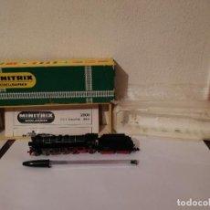 Trenes Escala: ANTIGUA MAQUINA LOCOMOTORA - MINITRIX ESCALA N - REF 2900. Lote 266981559