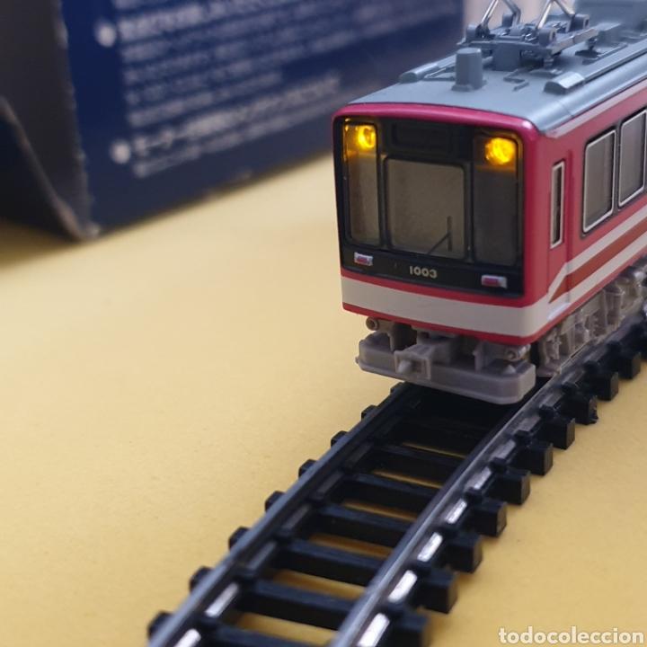 Trenes Escala: LOCOMOTORA Y UN VAGÓN DE PASAJEROS TOMIX - Foto 3 - 268169269