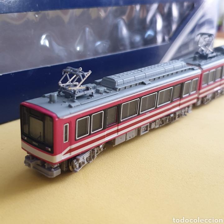 Trenes Escala: LOCOMOTORA Y UN VAGÓN DE PASAJEROS TOMIX - Foto 7 - 268169269
