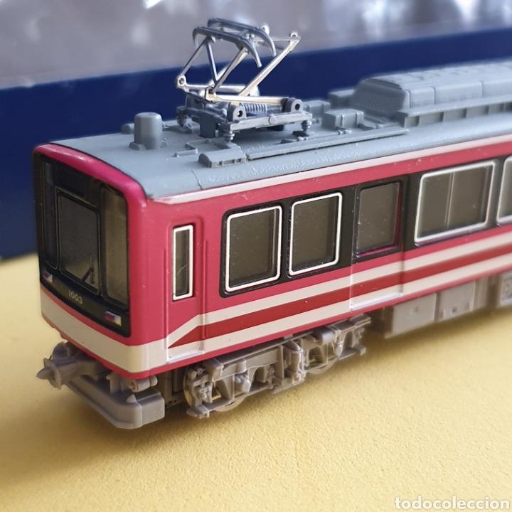 Trenes Escala: LOCOMOTORA Y UN VAGÓN DE PASAJEROS TOMIX - Foto 8 - 268169269