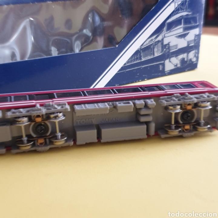 Trenes Escala: LOCOMOTORA Y UN VAGÓN DE PASAJEROS TOMIX - Foto 12 - 268169269