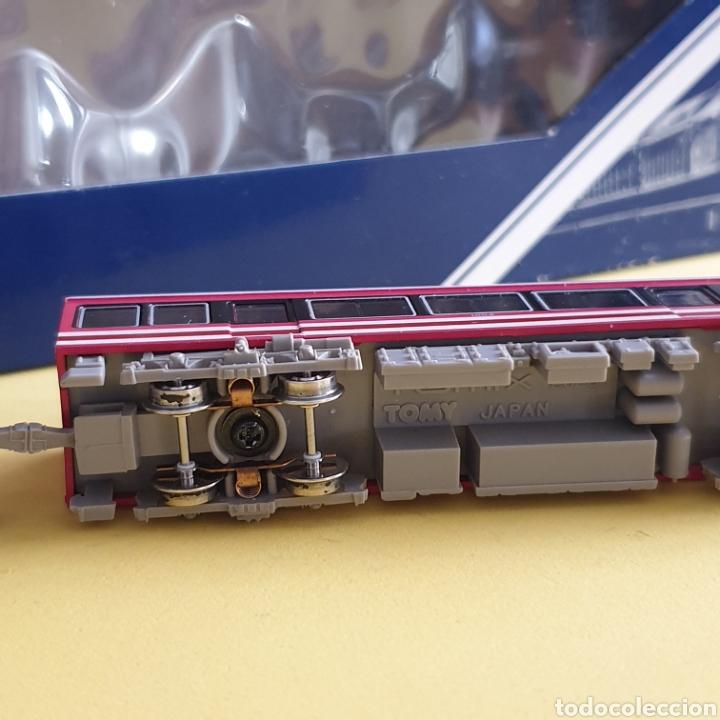 Trenes Escala: LOCOMOTORA Y UN VAGÓN DE PASAJEROS TOMIX - Foto 13 - 268169269
