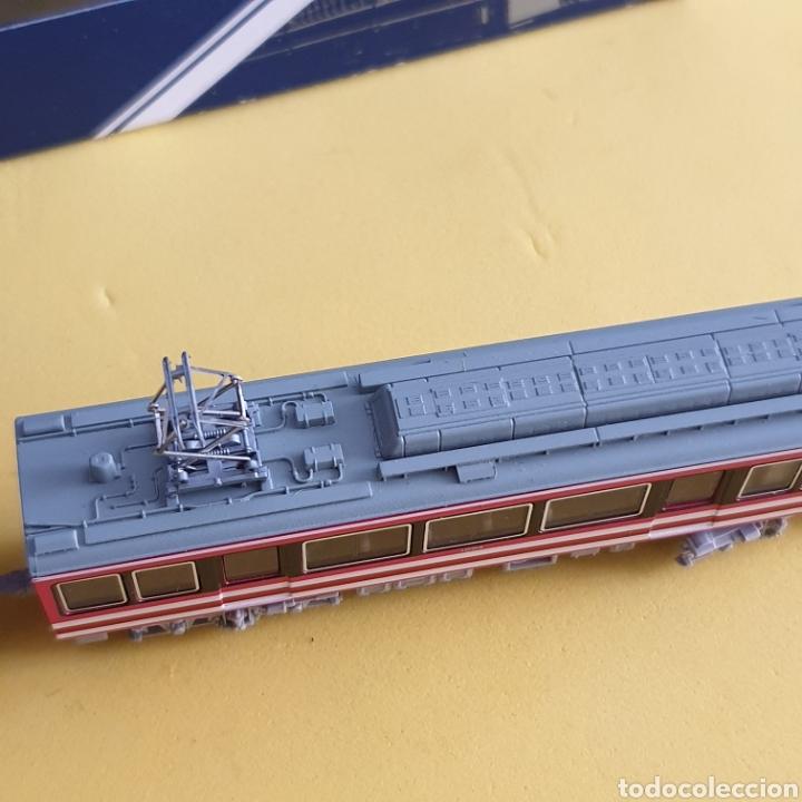 Trenes Escala: LOCOMOTORA Y UN VAGÓN DE PASAJEROS TOMIX - Foto 14 - 268169269