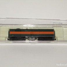 Trenes Escala: LOCOMOTORA DIESEL FB2 DUMMY DE LA CIA. AMERICANA GREAT NORTHERN ESCALA *N* DE LIFE-LIKE. Lote 273483818