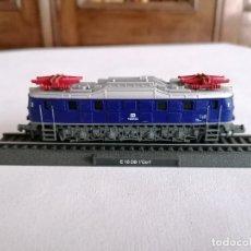 Trenes Escala: CIL N LOCOMOTORA ESTÁTICA E 18 1' DO 1' DB ALEMANA NUEVA. Lote 276000628