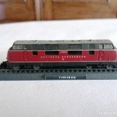 Trenes Escala: CIL N LOCOMOTORA ESTÁTICA V 200 B'B' DB ALEMANA NUEVA. Lote 276010243