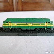 Trenes Escala: CIL N LOCOMOTORA ESTÁTICA 52/53/54 CO-CO SNCB BELGA NUEVA. Lote 276013438