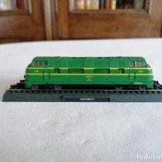 Trenes Escala: CIL N LOCOMOTORA ESTÁTICA 4000 RENFE ESPAÑOLA NUEVA. Lote 276014058