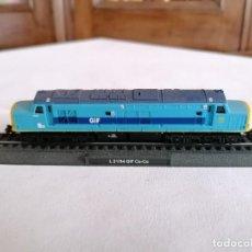 Trenes Escala: CIL N LOCOMOTORA ESTÁTICA L21/34 CO-CO GIF ESPAÑOLA NUEVA. Lote 276016053
