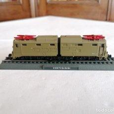 Trenes Escala: CIL N LOCOMOTORA ESTÁTICA E 636 BO-BO-BO FS ITALIANA NUEVA. Lote 276090653