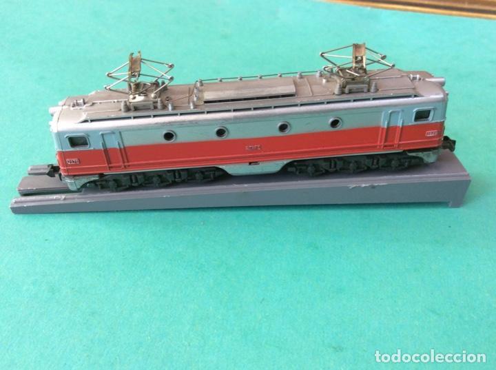 IBERTREN. LOCOMOTORA RENFE 7671. (Juguetes - Trenes Escala N - Otros Trenes Escala N)