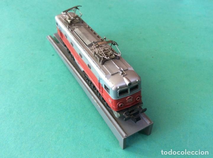 Trenes Escala: IBERTREN. LOCOMOTORA RENFE 7671. - Foto 3 - 276143273