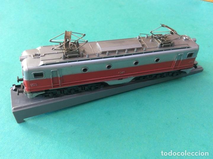 Trenes Escala: IBERTREN. LOCOMOTORA RENFE 7671. - Foto 4 - 276143273